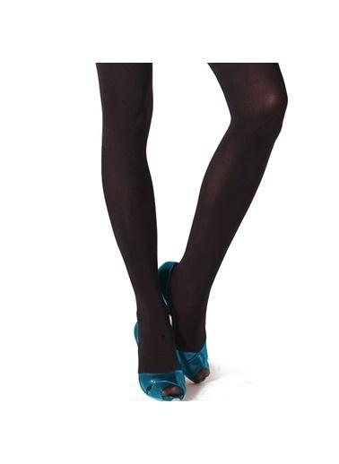 Pierre Cardin Saten Yarı Parlak Külotlu Çorap  Siyah
